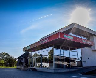 KAPS Kojetin Main office