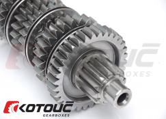 MS6-10 Sequential Gearbox kit